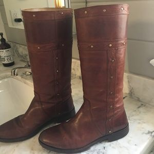 Frye Riding Boots Size 8